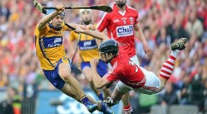 The Game of Hurling a reason in itself to Visit Ireland - The oldest and fastest game on Grass.