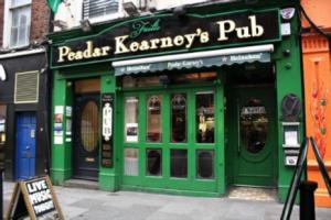 Authentic Dublin Pub - Peadar Kearney's