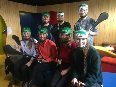 Hurling into the Gaelic Word - Do as the Irish Do! A unique activity in Dublin