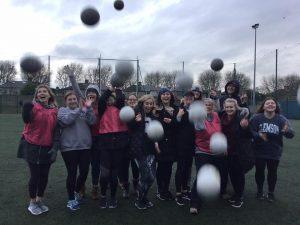 Clemson University Thrilling at Gaelic Football - The Thrill of Gaelic Games