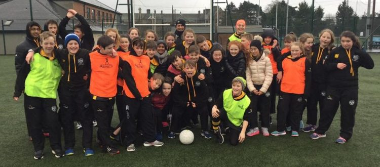 Rydal Penhros School Group, Spring 2017.. Be Creative with Experience Gaelic Games