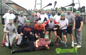 Celebrate Irishness, Culture and Heritage in a unique way – with Experience Gaelic Games