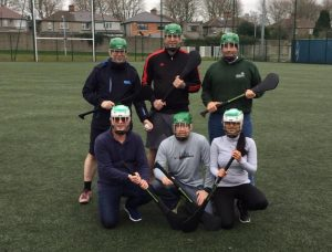 Winter fun with Experience Gaelic Games