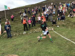 Experience the thrill of Gaelic Games - the true Irish Experience