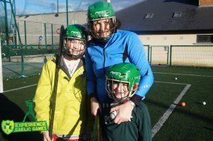 school holidays experience gaelic games