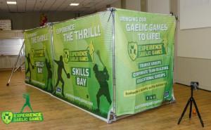 Experience Gaelic Games Indoor Tunnel