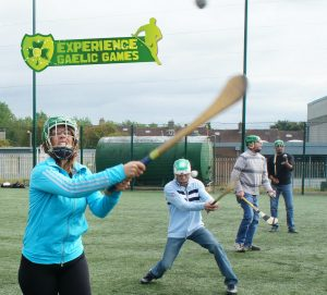 Grip and Swing with Experience Gaelic Games