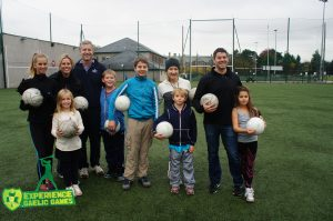 3-G Visitors to Experience Gaelic Games!